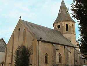 Église Saint-Hyppolyte