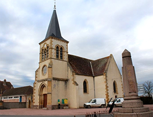 Église Sainte-Catherine