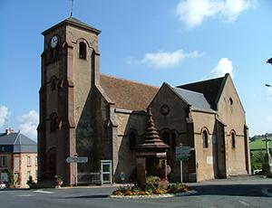 Église Saint-Côme et Saint-Damien
