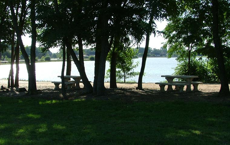 Base de loisirs « Le Vernay »