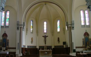 Église Saint-Martin à Saligny-sur-Roudon