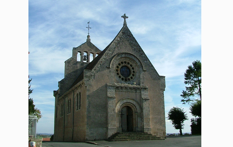 Eglise Saint-Michel à Chavroches