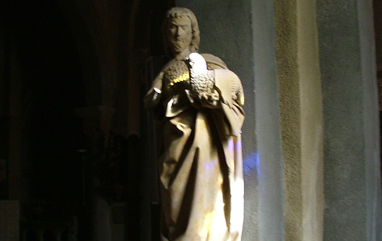 Église Saint-Hyppolyte à Jaligny-sur-Besbre