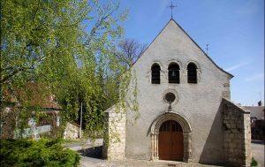 Église Sainte-Anne à Montaigu-le-Blin