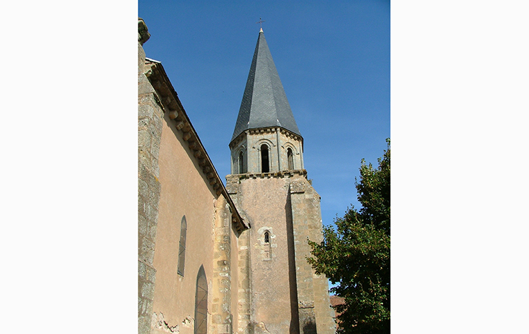 Église Sainte-Catherine à Liernolles