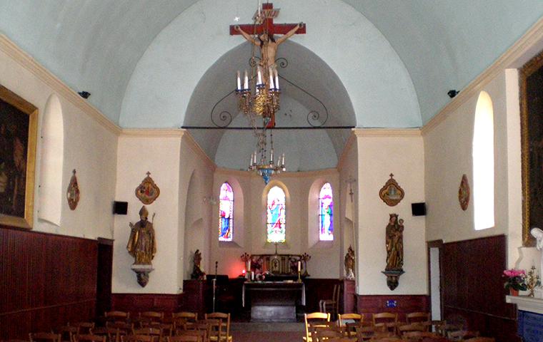 Église Sainte-Marie Madeleine à Rongères