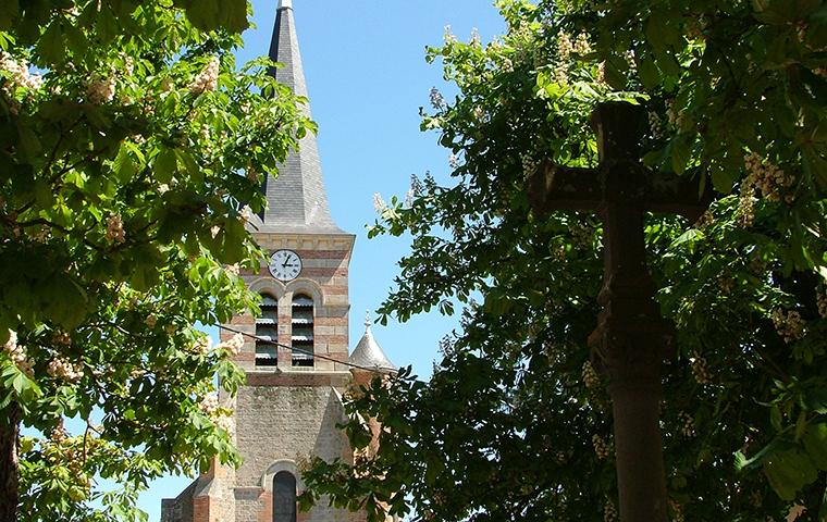 Église Notre-Dame à Thionne