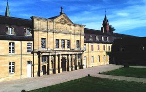 Abbaye de Sept-fons à Diou