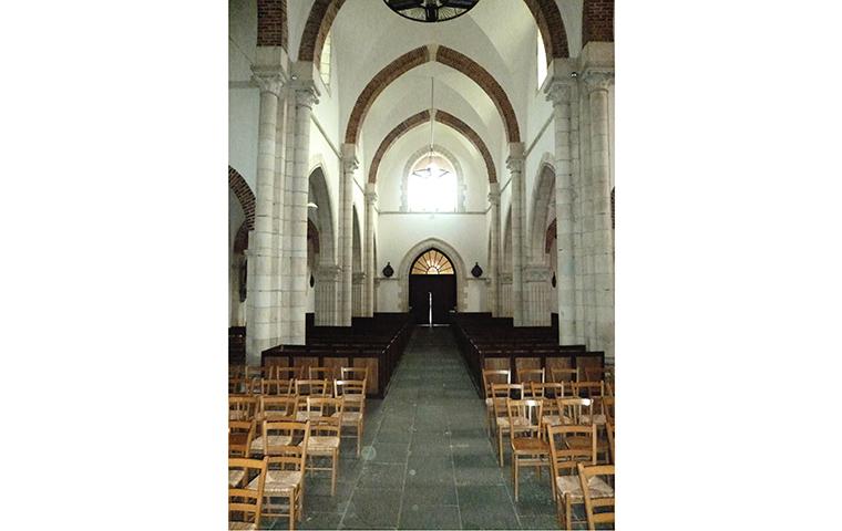 Église Saint-Privat à Beaulon