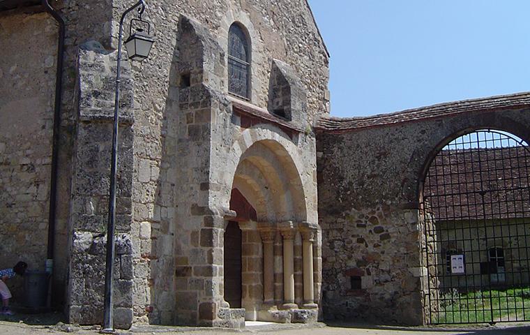 Eglise saint pierre ch telperron office de tourisme entr 39 allier besbre et loire - Office de tourisme varennes sur allier ...