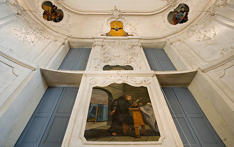 Chapelle de Gayette à MONTOLDRE