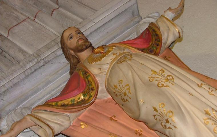 Eglise de Saint Joseph à Dompierre sur Besbre