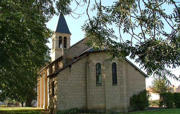 Église de Saint Pierre et Saint Paul à Mercy