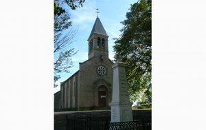 Église de Saint Pierre et Saint Paul à Mercy