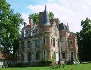 Château des Guichardeaux à St-Gérand-de-Vaux