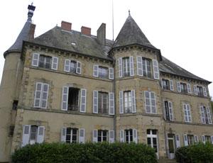 Le château des Prureaux