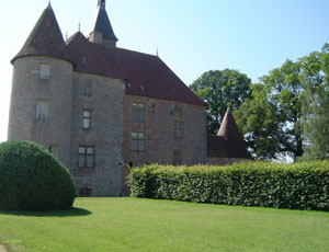 Jardins du château de Beauvoir