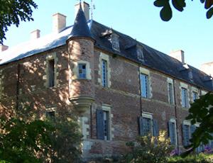 Château de St-Géran à St-Gérand-de-Vaux