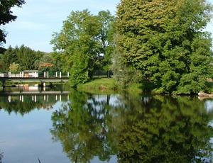 Etangs, plan d'eau, rivières et canal
