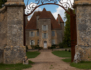 Château du Méage à Rongères
