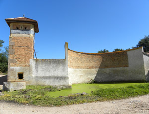 Château des Bécauds à Neuilly-en-Donjon
