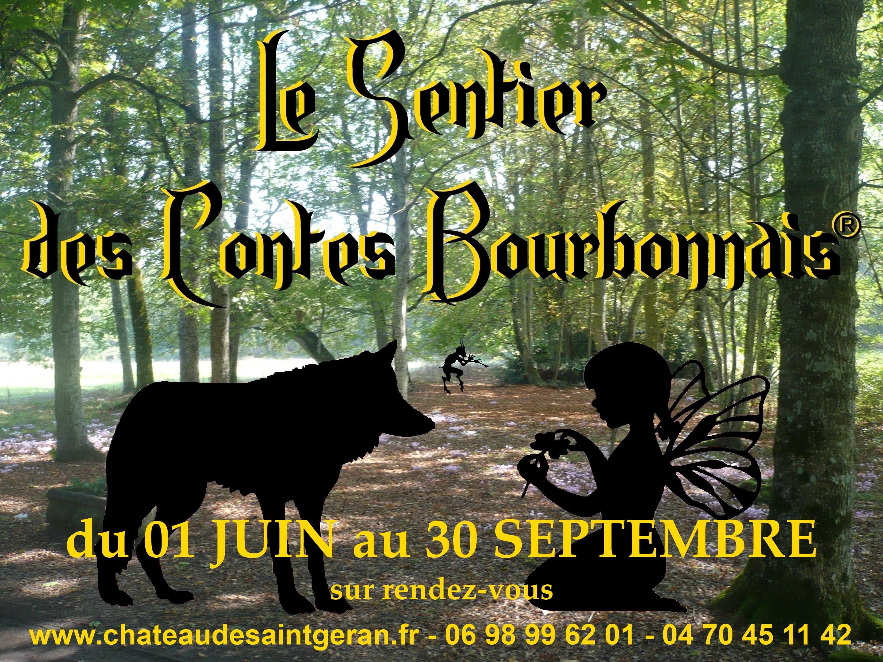 Le sentier des contes bourbonnais