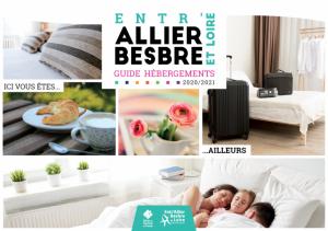 Guide des hébergements 2020 du territoire Entr'Allier Besbre & Loire