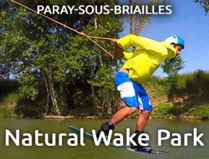 Natural Wake Park - Paray-sous-Briailles