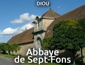 Abbaye de Sept-Fons - DIOU