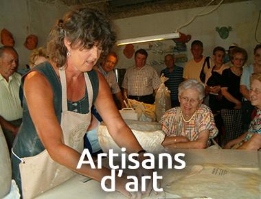 Artistes et artisans d'art