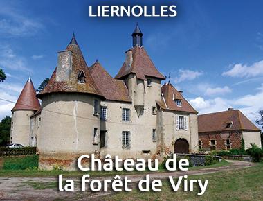 Château de la Forêt de Viry - Liernolles