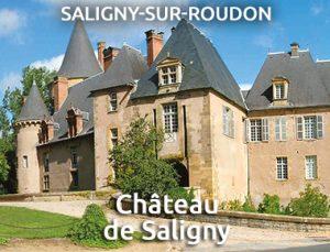 Château de Saligny-sur-Roudon