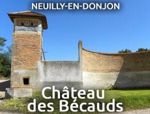 Château des Bécauds