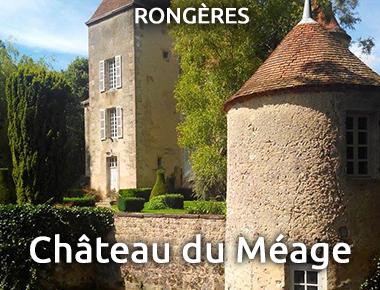 Château du Méage - Rongères