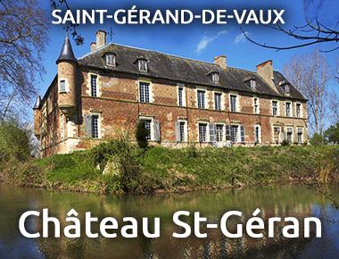 Château de Géran - St Gérand de Vaux