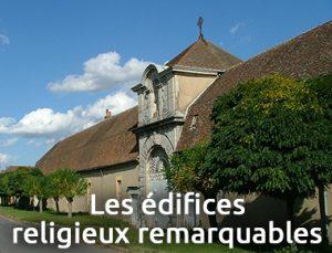 Les édifices religieux remarquables