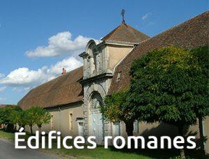 Edifices Romanes