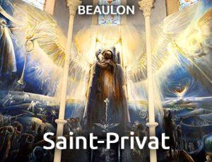 Eglise Saint Privat - Beaulon