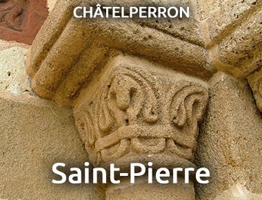 Église Saint-Pierre - CHATELPERRON