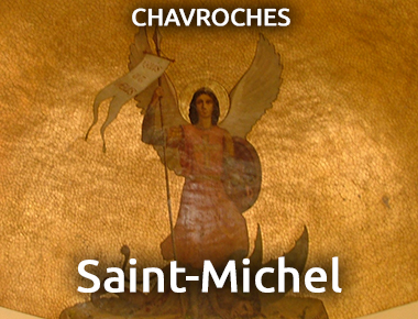 Église Saint-Michel - CHAVROCHES