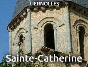 Église Sainte-Catherine - LIERNOLLES
