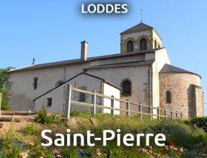 Église Saint-Pierre - LODDES
