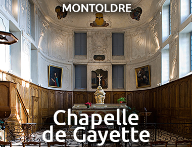 Chapelle de Gayette - Montoldre