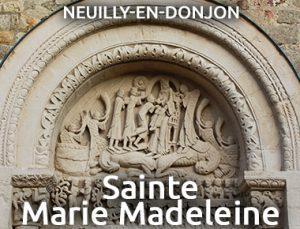 Église Sainte-Marie Madeleine - NEUILLY EN DONJON
