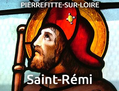 Église Saint-Rémi - PIERREFITTE SUR LOIRE