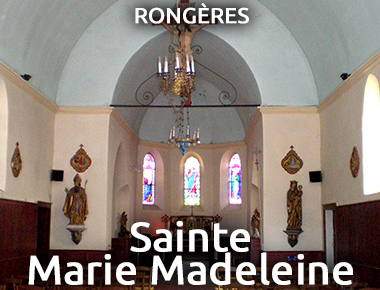 Église Sainte-Marie Madeleine - RONGERES