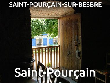 Église Saint-Pourçain - SAINT-POURÇAIN-SUR-BESBRE