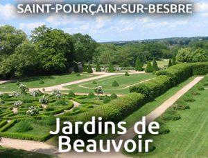 Jardins de Beauvoir
