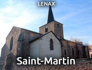 Église Saint-Martin - Lenax