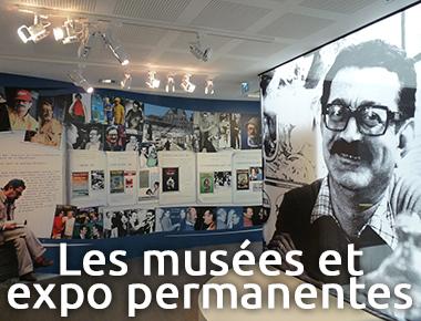 Musées et expo permanentes